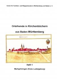 Ortsfremde in BW Heft 01: Markgröningen