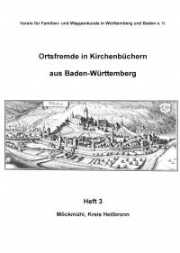 Ortsfremde in BW Heft 03: Möckmühl