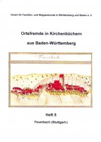 Ortsfremde in BW Heft 05: Feuerbach