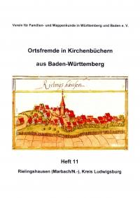 Ortsfremde in BW Heft 11: Rielingshausen