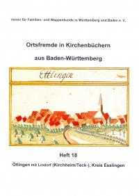 Ortsfremde in BW Heft 18: Ötlingen mit Lindorf