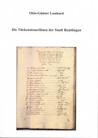 Die Türkensteuerlisten der Stadt Reutlingen
