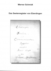 Das Seelenregister von Eberdingen