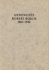 Ahnenliste Robert Bosch