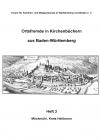 Ortsfremde in BW Heft 03: Möckmühl, Kreis Heilbronn