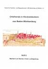 Ortsfremde in BW Heft 09: Marbach am Neckar