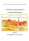 Ortsfremde in BW Heft 16: Steinheim / Murr